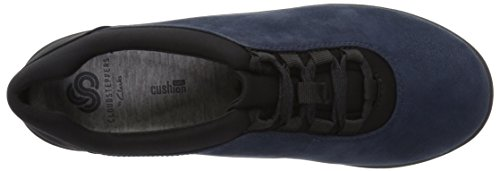 Navy Sillian CLARKS Pine Walking Women's Shoe Synthetic qUcwXwSFW