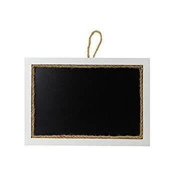 Amazon Com Black Vintage Style Chalkboard Sign Message