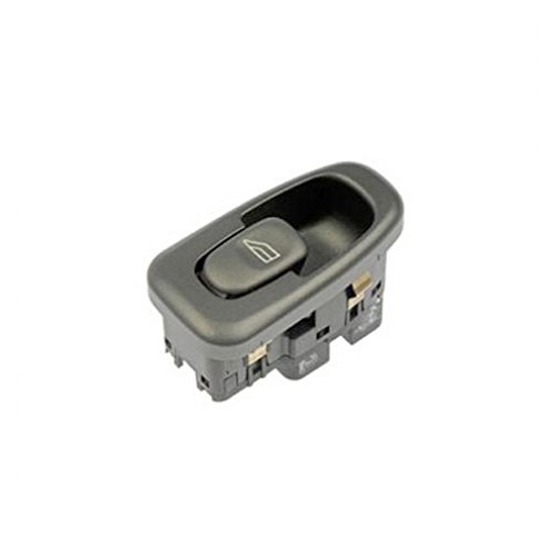 - 1 Button Rear Door Power Window Switch Left or Right for Volvo S70 V70 C70