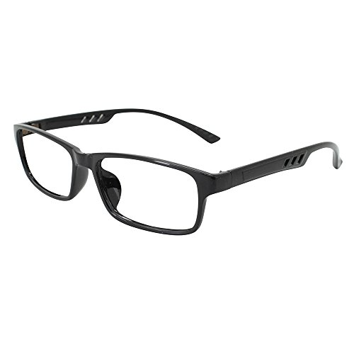 Reading Glasses Rectangle Full Rim Anti Reflective Coating Readers Comfortable Stylish Eyeglasses for Women and Men