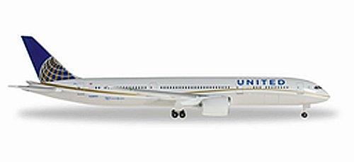 HERPA United 787-9 1/500 Reg#N38950 (Herpa United Airlines)