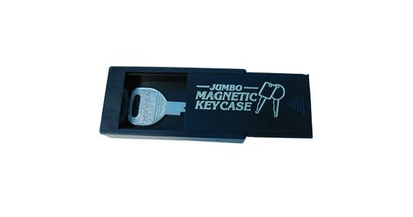 Amazon.com: Caja magnética para llave de repuesto de ...