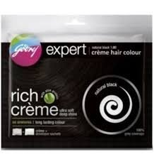 reme Hair Colour Natural Black 40 gm. ()