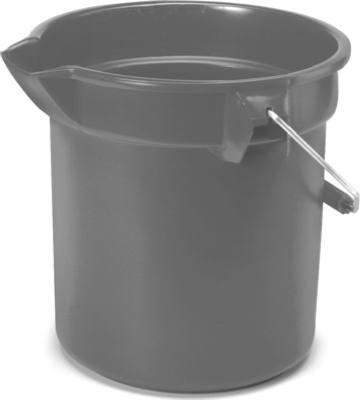 Round Utility Bucket - 14-Quart Round Utility Bucket, 12