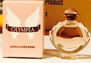 OLYMPEA By PACO RABANNE FOR WOMEN MINI Perfume 6ml 0.20 OZ NEW IN BOX SAMPLE SIZE