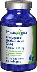 PhysioLogics - Tonalin CLA 1300 mg 60 gels