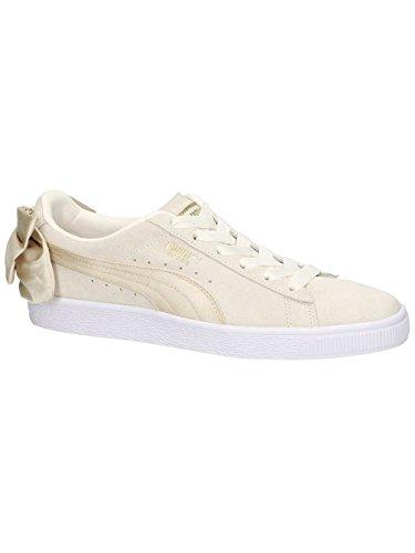 Bow Puma W Suede Blanc Chaussures BSQT Z76U7q