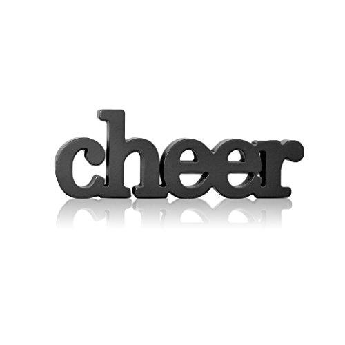 ChalkTalkSPORTS Cheer Wood Words | Cheerleading Sign & Decor