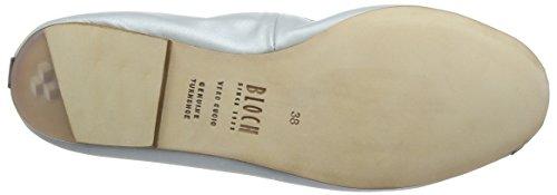 Bloch Classica Pearl - Bailarinas Mujer Gris - Grau (ARG)