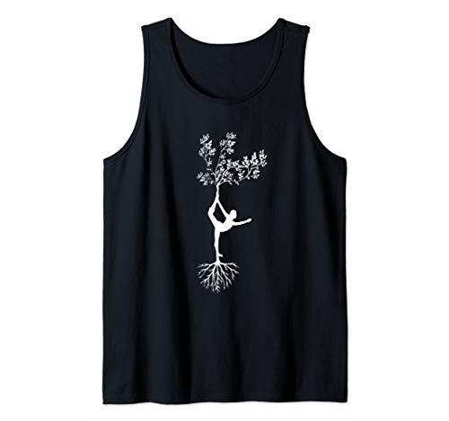 Yoga Kundalini Chakra Tree Zen Meditation Sat Nam Tank Top