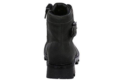 Josef Seibel Damen Marylin 03 Biker Boots Grün