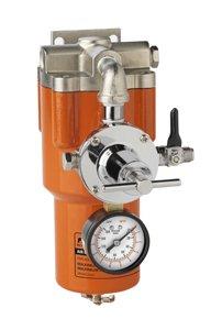 Devilbiss 803643 80 CFM Air Filter Cleaner with Regulator
