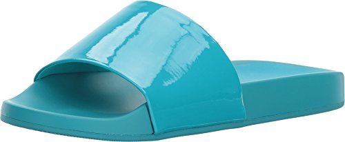 ALDO Womens Maurizia Open Toe Casual Slide Sandals, Bluette, Size 6.5