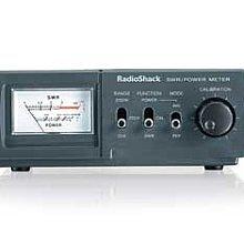 RadioShack CB/High-Frequency Ham Power SWR Meter