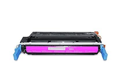 Magenta 6823 a 004 Rebuild cartucho de tóner para impresora Canon ...
