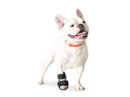 Walkin' Pet Splint for Dogs, Canine Bootie Style Leg Splint