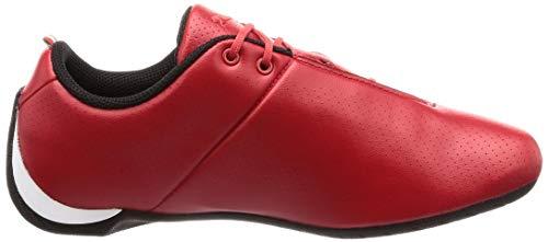 Sf Cat Rojo Zapatillas Adulto Ultra Corsa White puma Unisex Future rosso Puma T1qdd