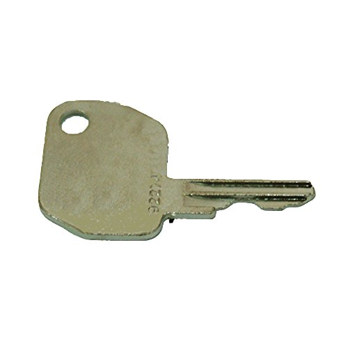E2NN11603AA Key 92274 Made To Fit Ford New Holland NH Backhoe Models 340 550 555 450 750 (Models 555)