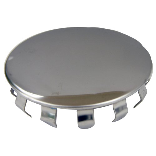 Sink Hole Plug - LASCO 03-1453 1-1/2-Inch Stainless Steel Sink Hole Cover Snap In Fits Most Sinks