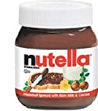 #7: Nutella Hazelnut Spread, 13 Ounce Plastic Jar