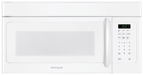 Frigidaire FFMV162LW 1.6 Cu. Ft. White Over-the-Range Microwave by Frigidaire