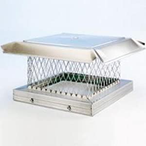 Homesaver Pro Stainless Steel Chimney Cap By