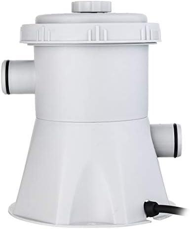 Queenwind 300Gal 220V のプール循環ポンプフィルター水ポンプシステム