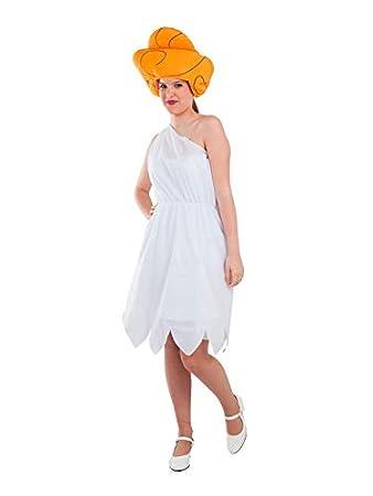 DISBACANAL Disfraz de troglodita Wilma Mujer - -, L: Amazon.es ...