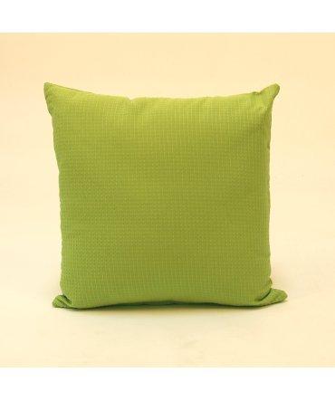 10XDIEZ Funda DE COJIN Tena Verde Pistacho - Medidas cojin - 50x50cm