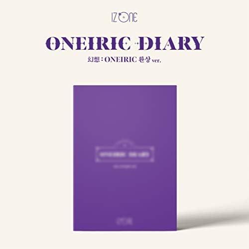 iZone IZ*ONE 3. Mini Album Oneiric Tagebuch (inkl. Vorbestellen Vorteil: gefaltetes Poster, Verkäufergeschenk: zufälliges Acryl-Fotokartenset