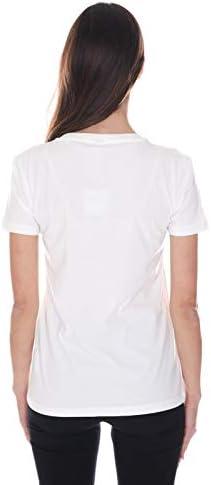 Moschino T-Shirt Donna Bianca A1906 9016 0001