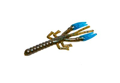 Zoom Lil' Critter Craw Bait-Pack of 12