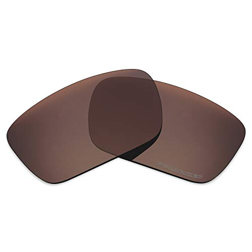 Mryok+ Polarized Replacement Lenses for Oakley Fuel Cell - Bronze Brown