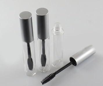 Amazon Com 3 Empty Plastic 7 5 Ml Clear Mascara Diy Eye Lash
