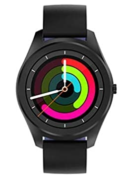 Montre connectée pour Smartphone Compatible avec Apple iOS Samsung et Android, Windows Phone, Bluetooth