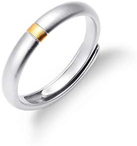 フリーサイズ レディースリング 925 シルバー 大人シンプルスタイル 指輪 レディース アクセサリー ゴールドコーティング