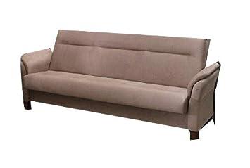 Mb Moebel Couch Mit Schlaffunktion Sofa Schlafsofa Wohnzimmercouch