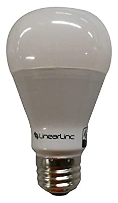 GoControl Z-Wave Dimmable LED Light Bulb, LB60Z-1