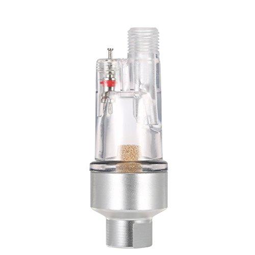 "Professional Mini Air Filter Airbrush In-line Moisture Water Trap BSP 1/8"" Air Brush Spray Filters"