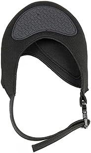 Amkya Capa de bota para motocicleta, antiderrapante, impermeável, ajustável, equipamento de proteção durável,