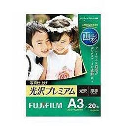 【まとめ 10セット】 富士フイルム 画彩 写真仕上げ 光沢プレミアム (A3サイズ20枚) WPA320PRM B07KNTNN28
