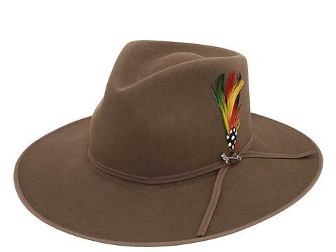 Stetson Dune Gun Club Hat - Acorn - 7 1/2 (Stetson Hats Gun Club)