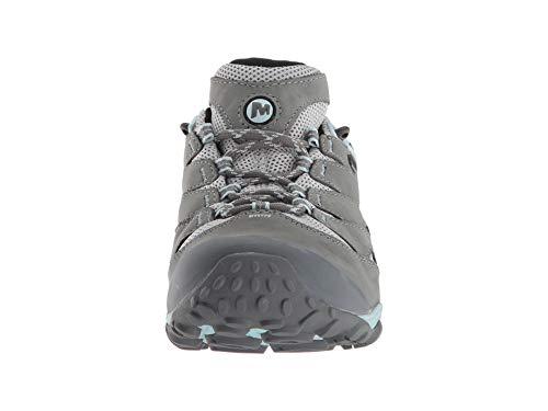 Waterproof Merrell Frozen Hiking Shoe Women's Chameleon Blue 7 CCnzOqt