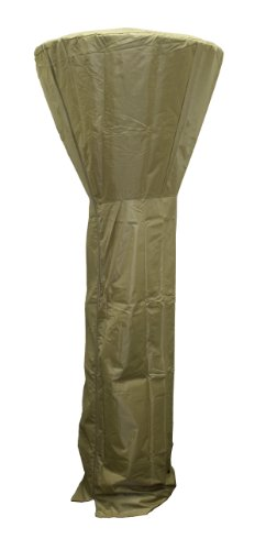 AZ Patio Heater Tall Patio Heater Cover - 87' - Tan