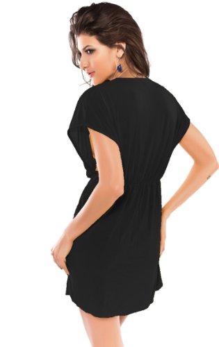 erdbeerloft - Camisola - Opaco - para mujer negro