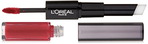 L'Oréal Paris Infallible Pro Last 2 Step Lipstick, Mesmerizing Merlot, 1 fl. oz.