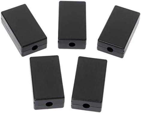 Caja de plástico para proyectos electrónicos (5 unidades, 48 x 26 x 15 mm): Amazon.es: Hogar