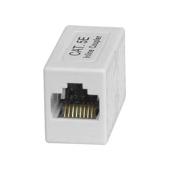Amazon Com Your Cable Store Inline Ethernet Cat 5e Rj45