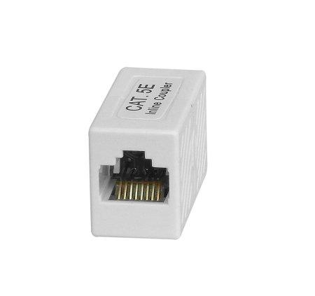 Your Cable Store Inline Ethernet CAT 5e / RJ45 Coupler / Extender