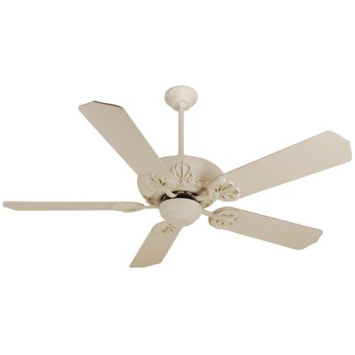 antique white ceiling fan - 6
